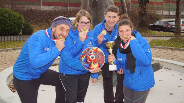 Oberliga Mixed am 01.12.2019 in Kundl